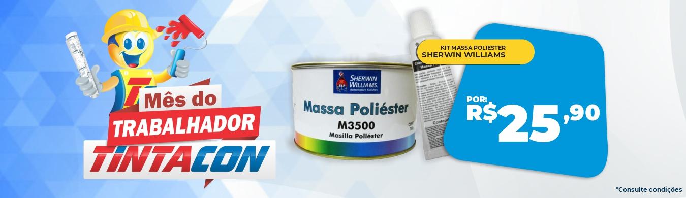 Banner Massa Poliester