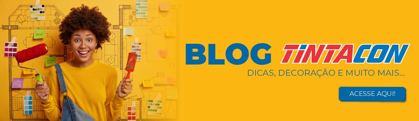 Conheça o Blog Tintacon, dicas,  decoração e muito mais