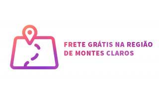 Frete grátis na região de Montes Claros - verifique regras