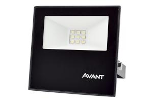 Refletor LED Slim 10W Bivolt 6500K - Avant