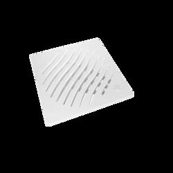 Grelha Quadrada Branca Ecologica - Tigre