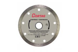 Disco Diamantado Contínuo 20x110mm - Cortag