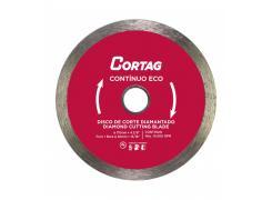 Disco Diamantado Contínuo Eco 20x110mm - Cortag