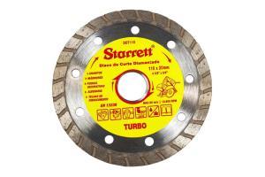 Disco de Corte Diamantado Contínuo 110mm - Starrett