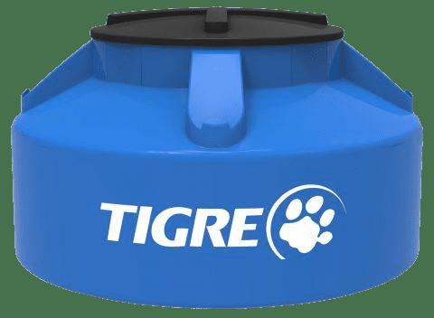 Caixa D'Agua Polietileno Fechada 500L - Tigre