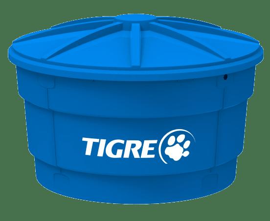 Caixa D'Agua c/ Tampa - Tigre