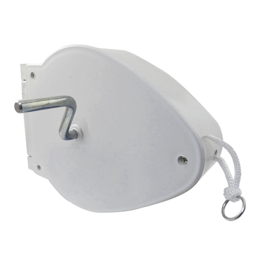 Varal Móvel Corda Recolhivel 30MT - Prinox