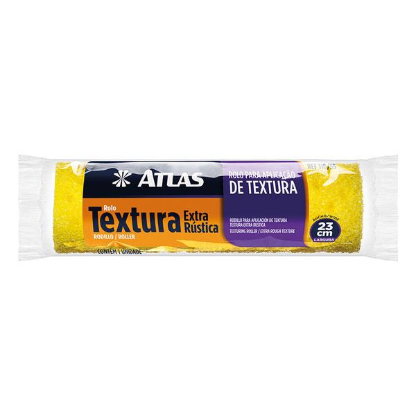 Rolo Textura 23cm 110/55 - Atlas