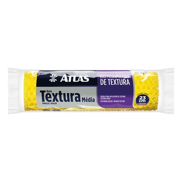 Rolo Textura 23cm 110/65 - Atlas