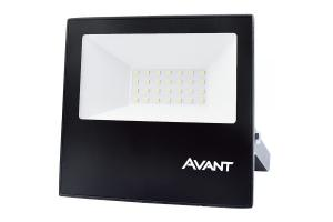 Refletor LED Slim 30W Bivolt 6500K - Avant