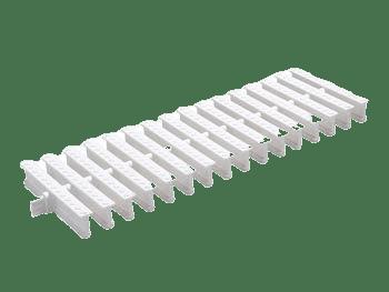 Grelha Piso Articulada 130 0,50m Branco - Tigre
