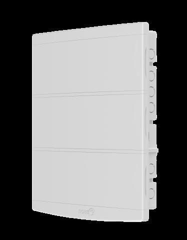 Quadro Distribuição Slim 48 Disjuntores - Tigre