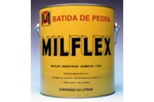 Batida Pedra Preto - Milflex