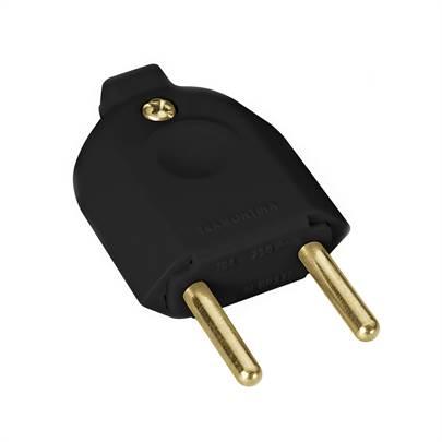 Plug Macho PR 10A 2P 250V 57403002