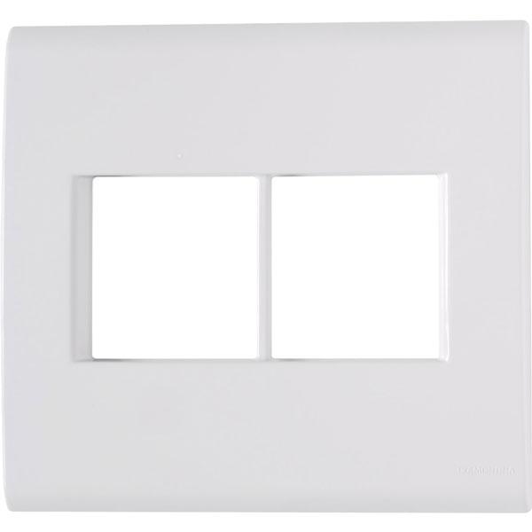 Placa 4 Postos 4x4 Liz 57106/026 - Tramontina