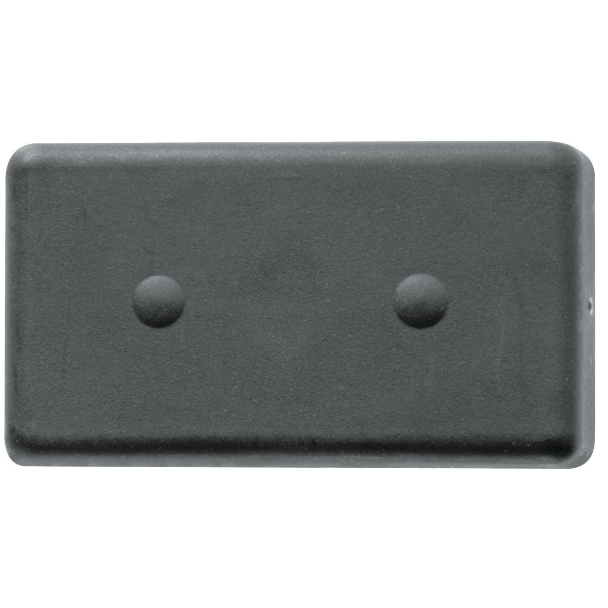 Modulo Interruptor Simples 10A Izy Flat Grafite 57117/001 Tramontina