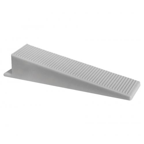 Cunha Plástica para Nivelador de Piso ECO 50 Peças - Cortag