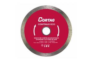 Disco Diamantado Continuo ECO   CORTAG