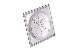 Grelha Quadrada com Caixilho 10x110 118-A MOLDENOX