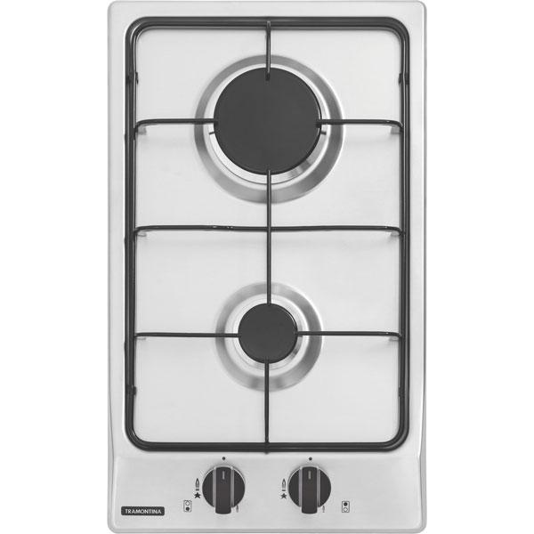 Cooktop Inox Domino 2GX 30 94700/211 - Tramontina