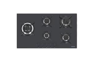 Cooktop Penta Plus Preto 5GG TRI 90 94709/301 - Tramontina