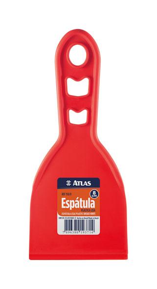 Espatula Plastica Lisa 150/8 - Atlas