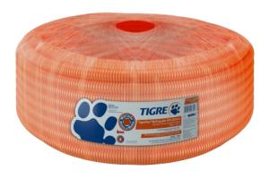 Eletroduto Corrugado Reforçado Tigreflex 1m - Tigre