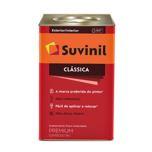 Tinta Latex Premium Classica 18L  - Suvinil