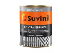 Esmalte Sintético Contra Ferrugem 900ml Brilhante - Suvinil