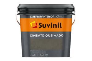 Cimento Queimado 5KG - Suvinil