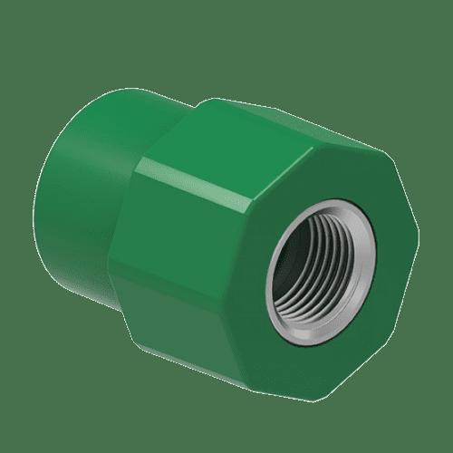 Conector Femea PPR 20mm x 1/2 - Tigre