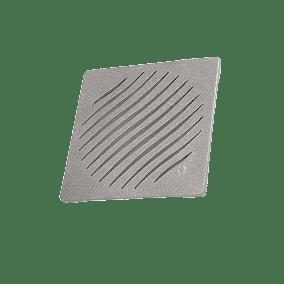 Grelha Quadrada Aluminio - Tigre