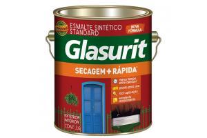 Esmalte Secagem Mais Rápida 3,6L Brilhante Cores - Glasurit
