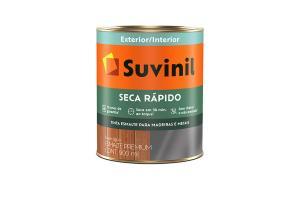 Esmalte Seca Rapido 900ml Brilhante Base Agua - Suvinil