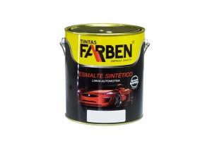 Esmalte Sintetico Automotivo 3,6L - Farben
