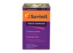 Tinta Acrílica Fosco Completo 18L - Suvinil