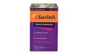 Tinta Acrilica Fosco Completo 18L - Suvinil