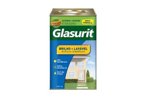 Tinta Acrilica Brilho + Lavavel 18L - Glasurit