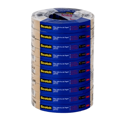 Fita de Empacotamento Papel Scotch 3777 18mm x 50m - 3M
