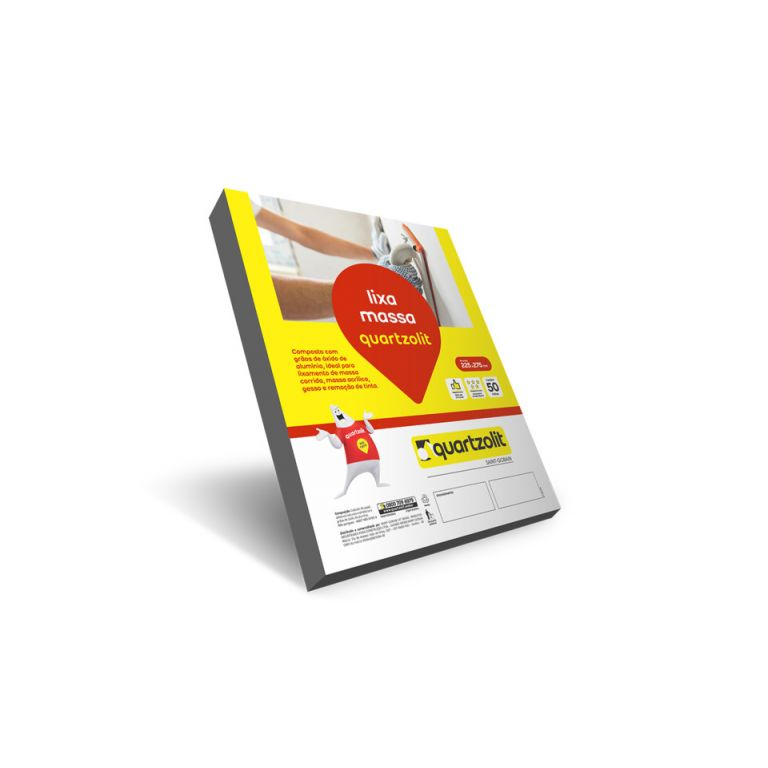 Lixa Massa 220 225X275 - Quartzolit