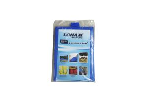 Lona Multiuso Azul 4X6 MT - LONAX