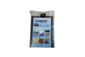 Lona Multiuso Preta 4X4 MT - LONAX