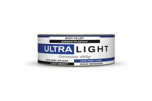 Kit Massa Plastica Ultra Light 420ml - Maxi Rubber