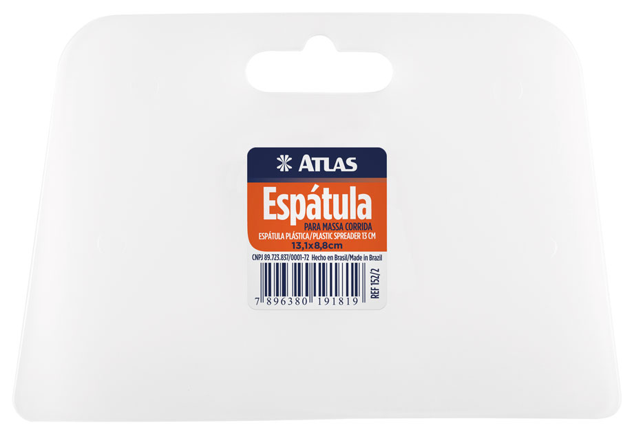 Espatula Plastica 152/2 - Atlas