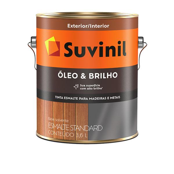 Tinta Óleo e Brilho 3,6L - Suvinil