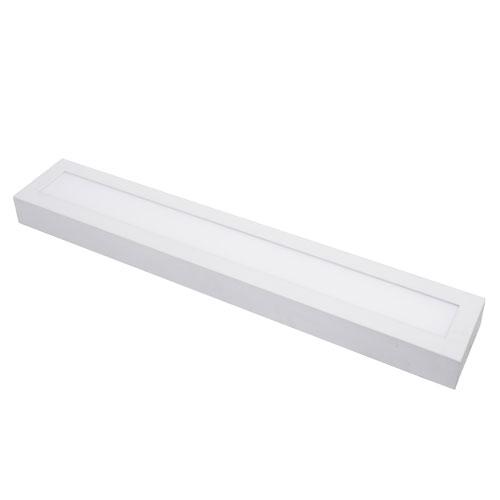 Luminária LED Sobrepor Painel Fit 10x60cm 18W BR6500K - Avant