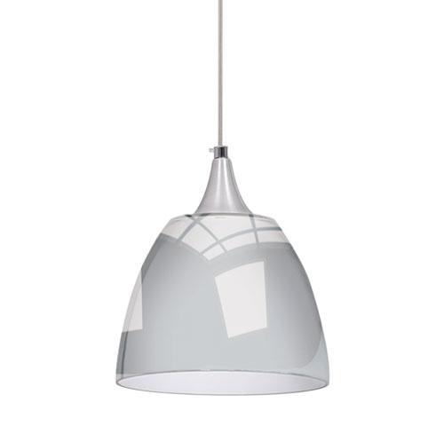 Pendente Espelho Vidro Aluminio 1XE27 - Avant