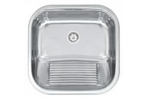 Tanque Aço Inox Simples 27L 50X40 94400407 Tramontina