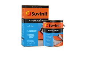 Resina Acrilica Solvente Base Solvente - Suvinil