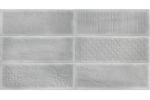 Revestimento Monoporoso Retificado Laterizi Grigio 32x60 A - Biancogres